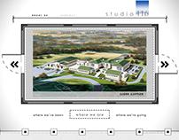 Web Design - Studio 416