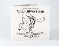CD Packaging: Shel Silverstein Tribute