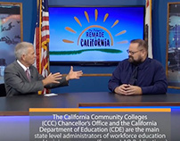 Remade in CA CTE Education Interview - Appearances