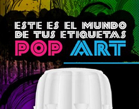 Paintball Pop Art - BonYurt