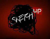 Sketch UP! microsite