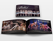 Ballet Bainbridge Island | Catalog Design