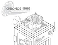 The Chronos 1000: Time Transit Unit