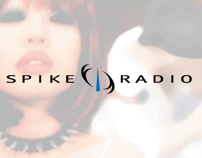 SpikeRadio Website (1999 - 2000)