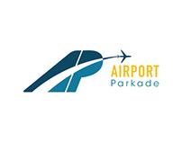 Airport Parkade logo Re-design