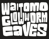Magazine Ad - Waitomo Glowworm Caves