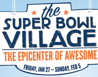 Super Bowl Village