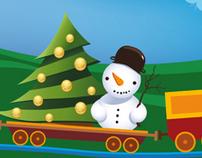 Campanha Chegada do Papai Noel - Westshopping