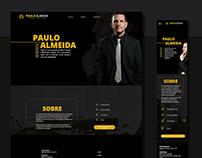 Advogado Paulo Almeida - Landing Page