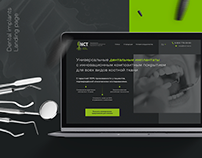 Dental implants NCT - Landing Page