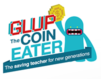 Glup. The coin eater