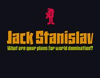 Jack Stanislav -Linear Sans-