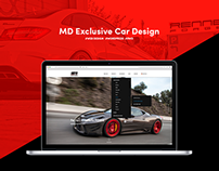 MD Exclusive Car Design