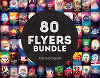 80+ Flyer Templates - Mega Bundle