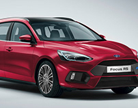Ford Focus RS 2019 Turnier and Active