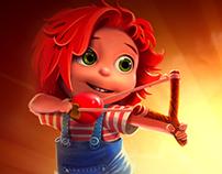 Emma's World Game Animations