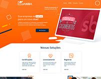 Layout Site Janba - 2020