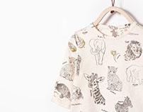 SAFARI T-SHIRT. Zara Baby Girl