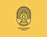 INDIAN RAILWAYS - Concept Rebrand