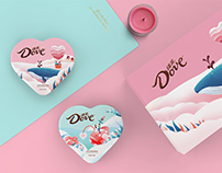 Dove's Chinese Valentine's Day Limited Edition 2017