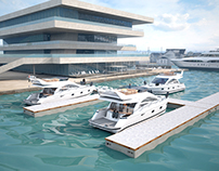 Floating Pontoons  Platforms