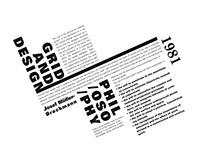 Typographic Plate (1-2) | 2014