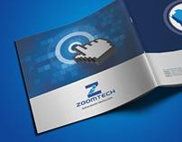Zoomtech est. Identity & brochure