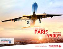 Air Algerie La Promo