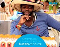 Buenaventura #CumpliendoLoPrometido! | Sebastián Marín