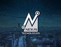 Nexus technologies branding design