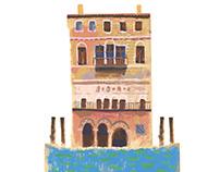 Venice Illustration