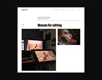 Wacom — Corporate website