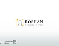 Roshan Radiology Centre Logo