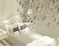 Classic Bed Room Design