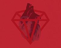 Supergrass / Diamond Hoo Ha Album Artwork