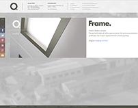 Quartieri // Website