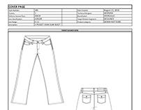 Slim Boot Jean Tech Pack | JUNIORS