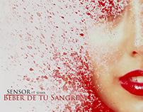 "Portada Single ""Beber de tu Sangre"" - Sensor"