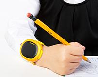 Smart watch甜甜圈--为甜蜜童年而设计