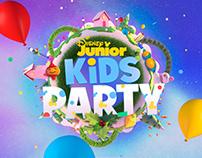 Disney Junior Kids Party
