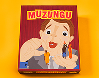 MUZUNGU board game