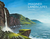 «Imagined Landscapes» book cover
