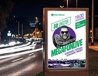MegaFonLive Music Festival' 2016