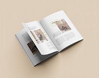 Magazine / Catalog Brochure Mockup Vol_02