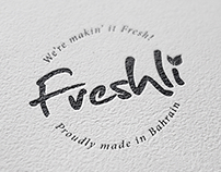 Freshli ~ Branding Project