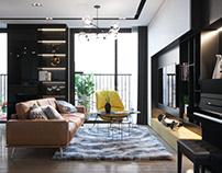 GoldSeason Apartement ,47 Nguyễn Tuân, Thanh Xuân, HN