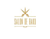 "LOGO ""SALON DE BAKU"""