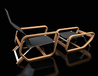 Q Lounge Chair