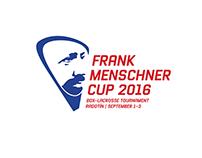 Logo box-lakrosového turnaje Frank Menschner Cup
