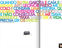 O Futuro do Livro | An art book about books